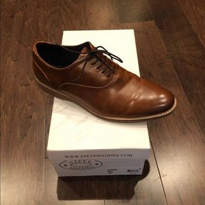 BNWT Men's Size 10 Steve Madden Dress Shoes
